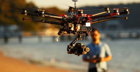 Drone Photography Raises Questions About Privacy And Safety
