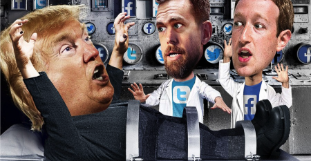 Trump Tech (illustration by sparrow 2)