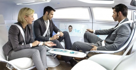driverless car commuters