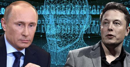Putin Musk AK